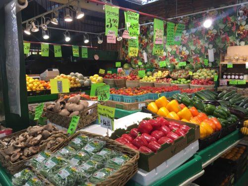 野菜屋の写真